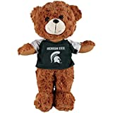 Michigan State 2015 Large Fuzzy Uniform Bear