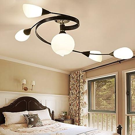 clg-fly lámpara de techo de diseño creativo simple ...