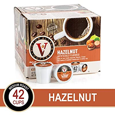 Decaf Donut Shop Blend for K-Cup Keurig 2.0 Brewers by Victor Allen's coffee