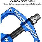 ROCKBROS-Pedali-in-Alluminio-per-Bici-MTB-Pedali-Bicicletta-Ciclismo-Universali-916-Sigillati-CNC-Taglio-Anodizzazione-Superficie-Super-Larga-Ultra-Leggero-Antiscivolo