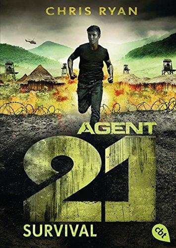 Agent 21 - Survival (Die Agent 21-Reihe, Band 4)