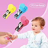 Pack of 3 Baby Sleepy Safety Nail Cutters - Best Reviews Guide