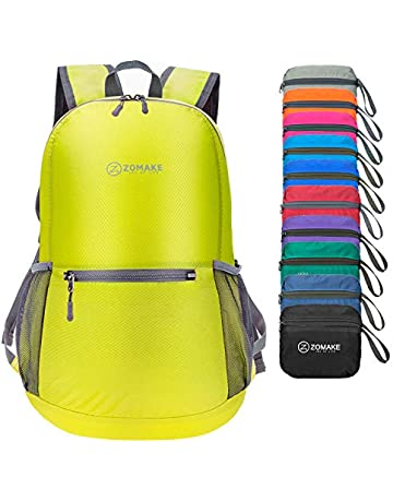 33e2856e9 ZOMAKE Ultra Lightweight Packable Backpack Water Resistant Hiking  Daypack,Small Backpack Handy Foldable Camping Outdoor