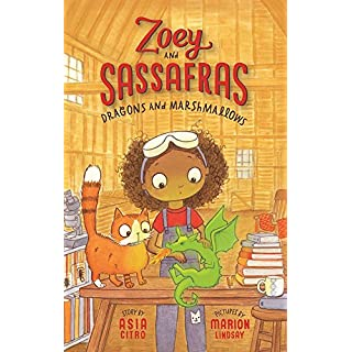 Dragons and Marshmallows (Zoey and Sassafras Book 1)