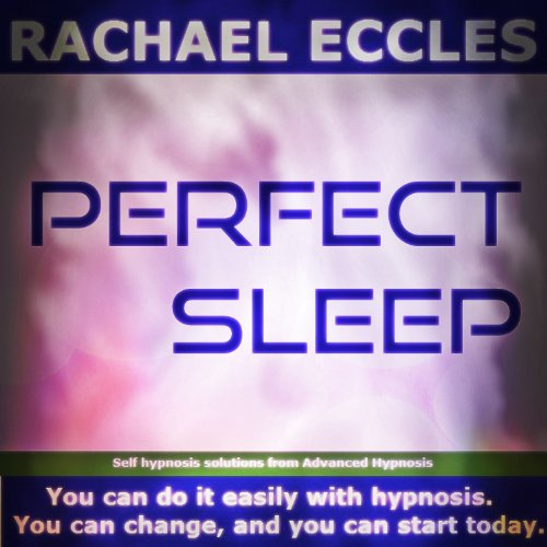 Perfect Sleep (Sleep Aid, Insomnia Help) Self Hypnosis, Hypnotherapy (Audio CD)