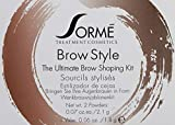 Sorme' Treatment Cosmetics The Ultimate Brow