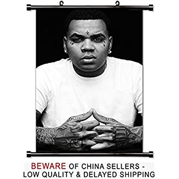 Amazon com: TST INNOPRINT CO Kevin Gates Rapper Music Hip