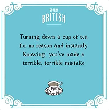 Greeting card wdm9213 humour blank birthday cup of tea offer greeting card wdm9213 humour blank birthday cup of tea offer so m4hsunfo