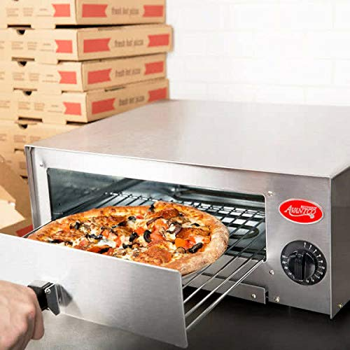 Countertop Pizza Snack Oven 120V, 1450W Avantco CPO-12 Stainless Steel by AVANTCO