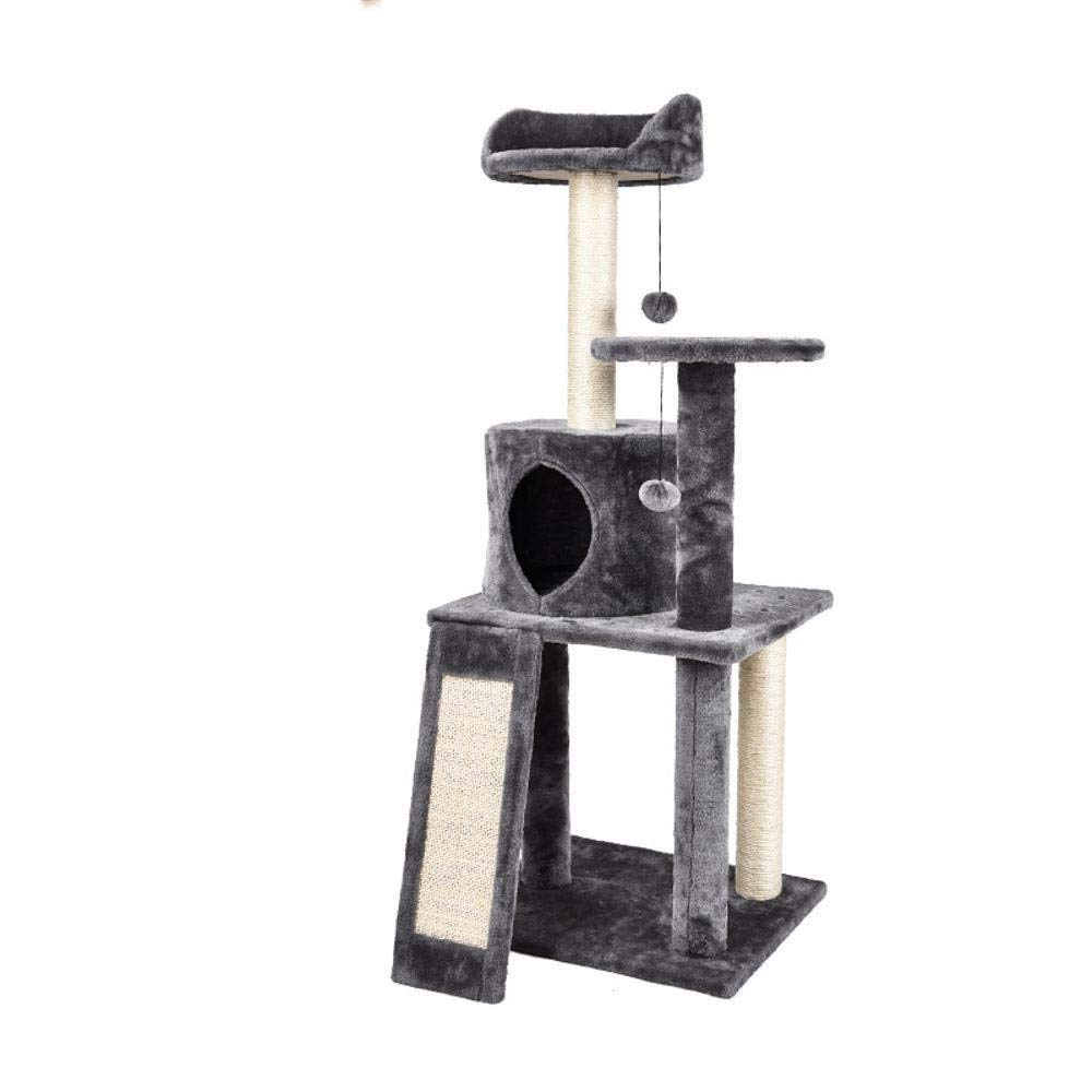 Axiba Play Towers Trees for Cats Cat Climb frame cat tree cat litter cat grab column for game sleeping 40cm 49cm  115cm