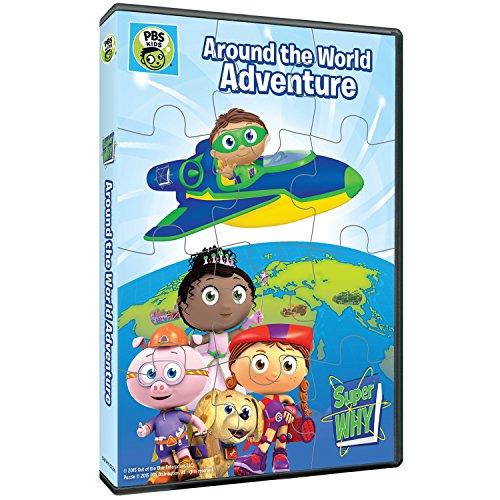 Super Why: Around the World Adventure & Puzzle