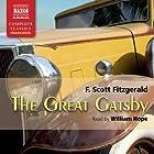 The Great Gatsby Hörbuch von F. Scott Fitzgerald Gesprochen von: William Hope