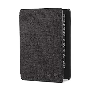 All-new Kindle Fabric Cover (10th Generation-2019) - Charcoal Black