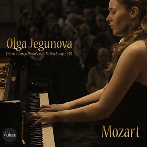 W.A. Mozart: Piano Sonata No. 11 in A Major, K. 331: I. Andante - II. Menuetto - III. Alla Turca (Live)