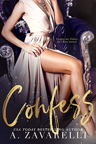 Confess (Sin City Salvation Book 1)
