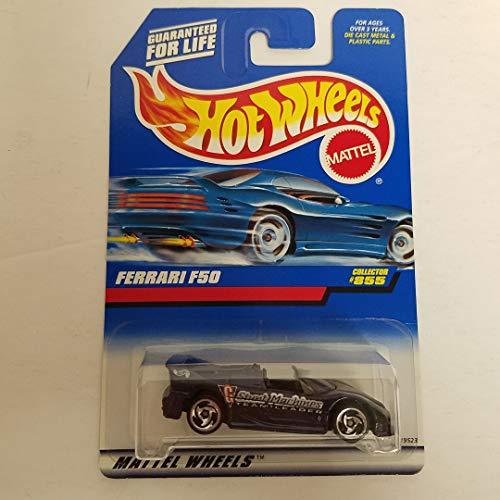 Ferrari F50 1998 Hot Wheels 1/64 diecast car No. ()