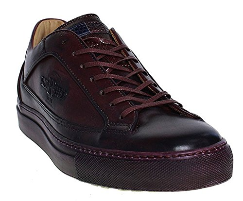 Giorgio 1958   George Sneaker - Rot Bordeaux Pourriture