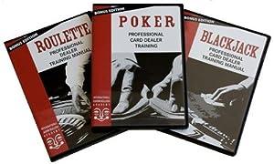 Blackjack - professional casino dealer training dvd rockford charity casino