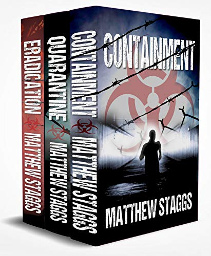 Containment: The Complete Series by [Staggs, Matthew]