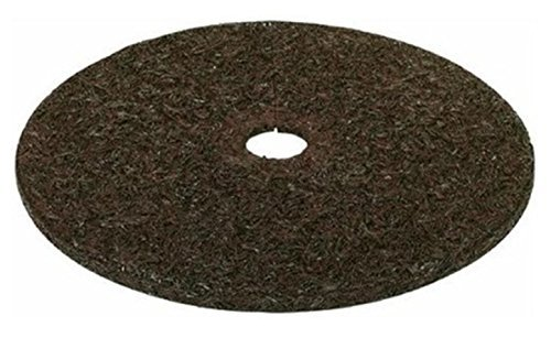(Rocky Mountain Tree Mulch Ring Weed Preventer - Recycled Heavy Duty Rubber - Mower Safe - No landscape staples needed - Textured for natural look - Equal water seepage to tree - Easy install (30-inch))