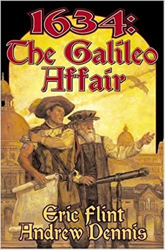 Book 1634: The Galileo Affair (The Ring of Fire) by Eric Flint (2005-08-01)