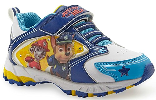 Paw Patrol Boys Light Up Sneakers Shoes Buy Online In