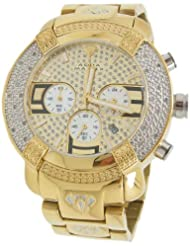 NEW! Aqua Master Mens #96 20-Diamond Watch