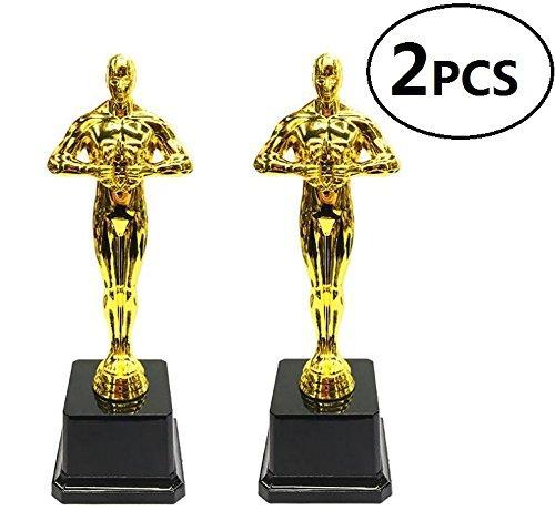 EBTOYS Gold Award Trophies Oscar Award Trophies for
