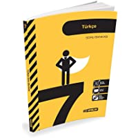 7.Sınıf Türkçe Soru Bankası - Hız Yayınları