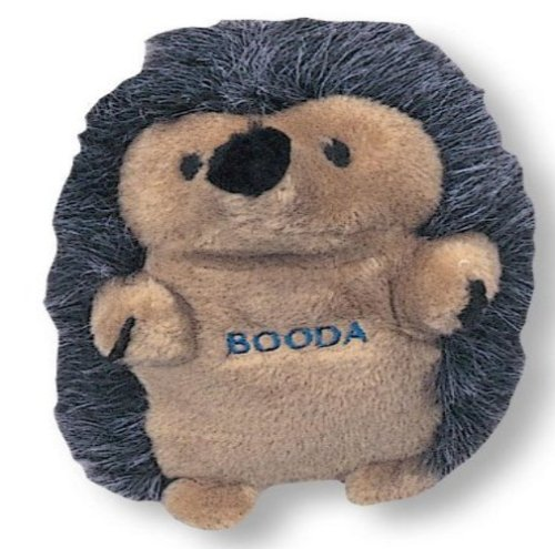 Booda Products Soft Bites (Soft Bites Hedgehog Dog Toy)