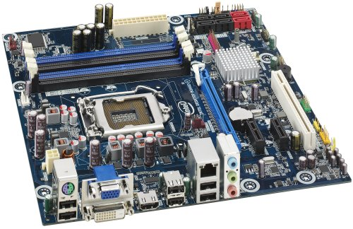 Intel Desktop Board DH55TC - Motherboard - Micro ATX - IH55 (CF4581) Category: Motherboards from Intel