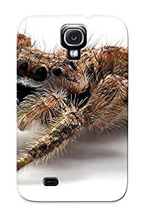 High Quality Letteredor From Monitor To Reality Skin Case Cover Specially Designed For Galaxy - S4