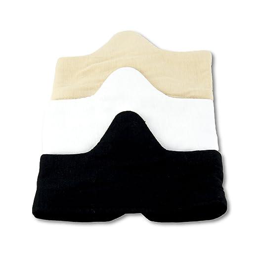 95609ff4cb6ec Amazon.com  Antibacterial Bamboo   Cotton Bra Liner (3-pk) No ...