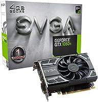 EVGA 04G-P4-6251-KR GeForce GTX 1050 Ti Gaming, 4GB GDDR5, DX12 OSD Support PXOC