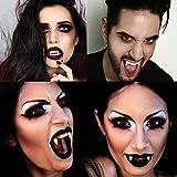 Vampire Fangs, Vampire Fangs Teeth, 3 Pairs of