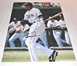 Evan Longoria Autographed Tampa Bay Devil Rays 11x14 Photo, Tampa Bay Rays, All Star