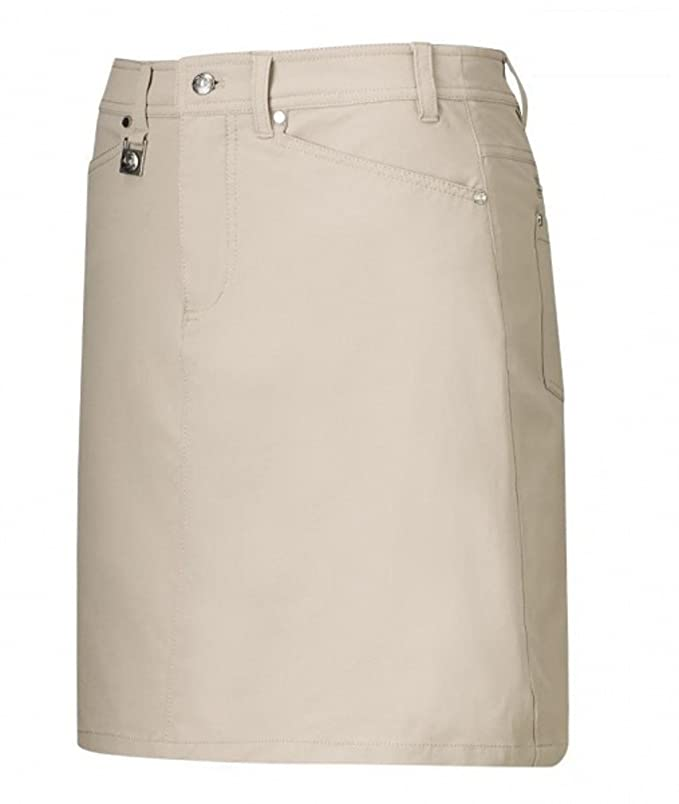 10358588a712d1 Röhnisch Gina Skirt Womens Ladies Golf Skort Skirt 290891 44.0 champagne:  Amazon.co.uk: Sports & Outdoors