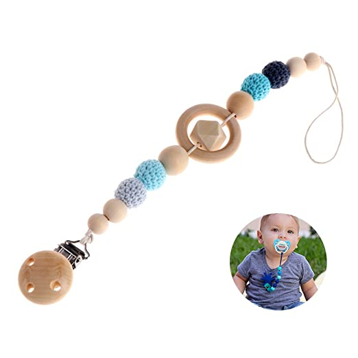 Colorful Flower Chain Baby Pacifier Soother Handmade Silicone Dummy Clip Rose Pacifier Clip Chain Nursing Shower Toy For Kids Yet Not Vulgar Pacifier