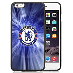 Unique DIY Designed Case For iPhone 6 Plus 5.5 Inch With Soccer Club Chelsea 02 Football Logo Cell Phone Case WANGJING JINDA