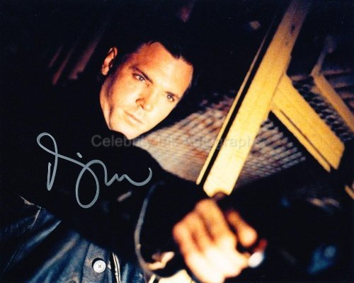 NICHOLAS LEA as Alex Krycek - The X-Files Genuine Autograph from Celebrity Ink