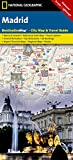 Madrid (National Geographic Destination City Map)