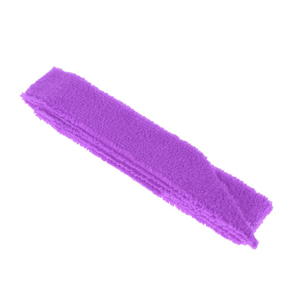 Sharplace 1 Pieza de Agarradera para Raquetas de B/ádminton Tenis Squash Hecho de Toalla de Nanofibra