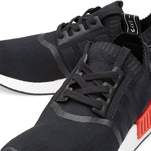 free shipping cost sale with credit card adidas Originals Women's NMD_r1 W Pk Sneaker Black/Blue-red discount wide range of 8GoHE4P1