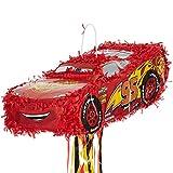 Amscan Disney Cars Lightning McQueen 3D Pinata