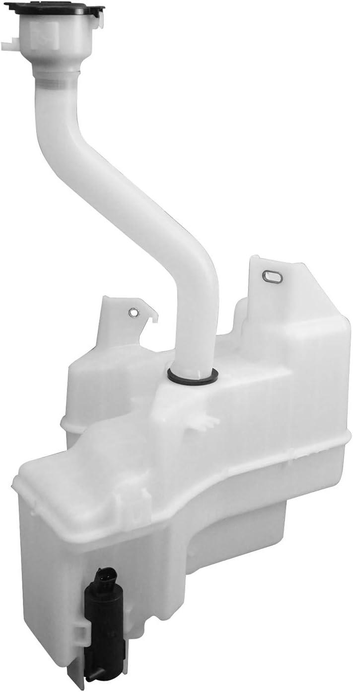Washer Fluid Reservoir Multiple Manufactures TO1288233 Standard No variation