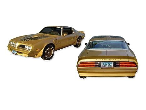 Amazon.com: 1978 1979 1980 Pontiac Firebird Trans Am Edición ...