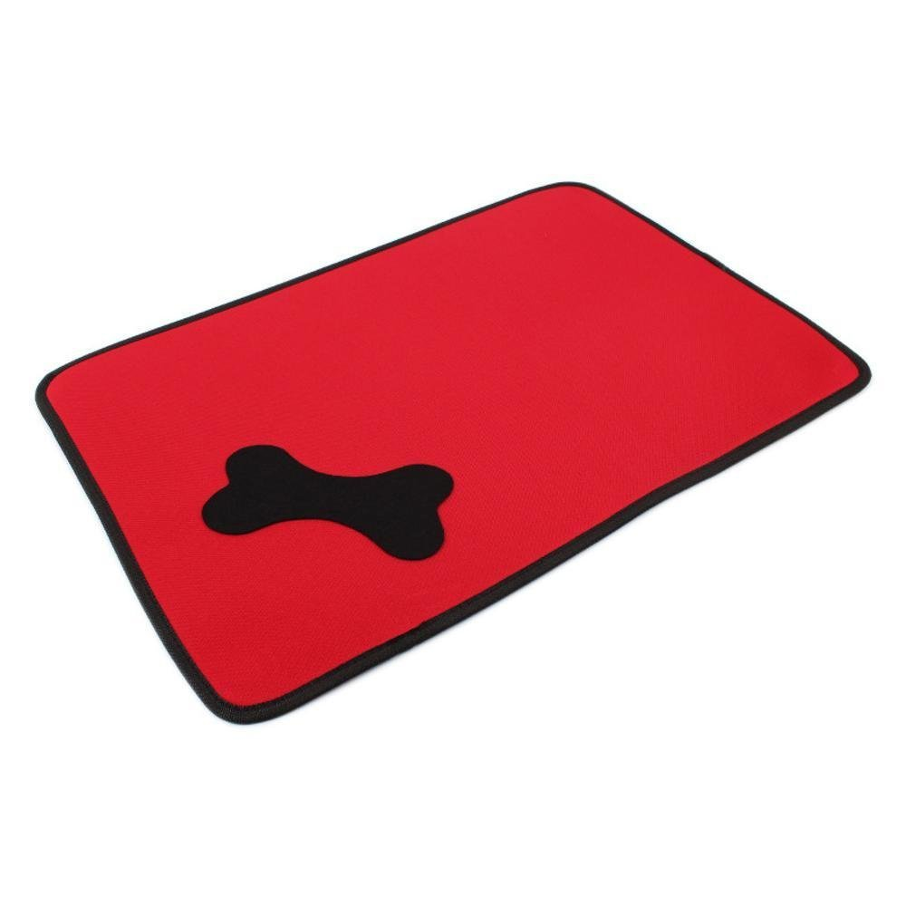 C 6040cmWUTOLUO Pet Bolster Dog Bed Comfort Oxford Cloth Pet Mat Odorproof Kennel mat Deodorant (color   B, Size   78  60cm)