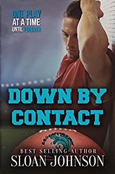 Down By Contact (Wilmington Breakers Book 1) by [Johnson, Sloan]