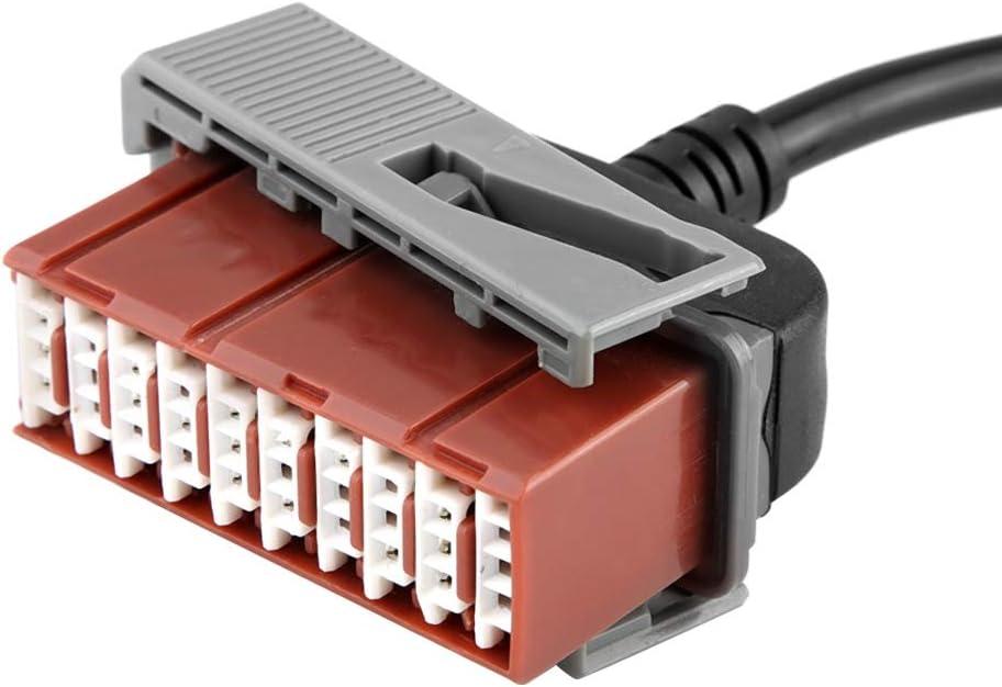 8Pcs OBD2 OBDII Cables Connectors for TCS CDP DS150E Car Diagnostic Tools Diagnostic Cables