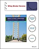 img - for Human Resource Management, Binder Ready Version book / textbook / text book